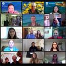 UH marine science students shine at virtual symposium
