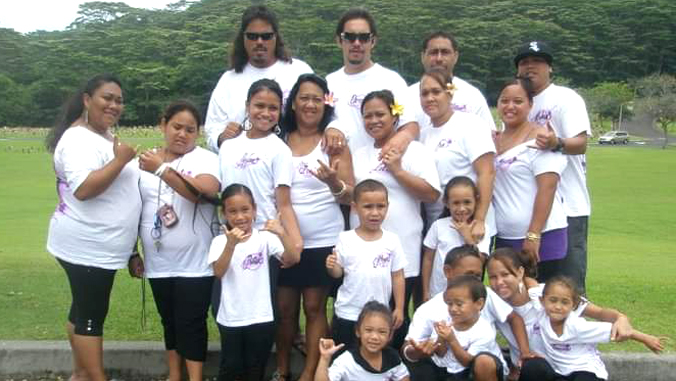 Santos family photo