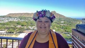 Honolulu C C graduate