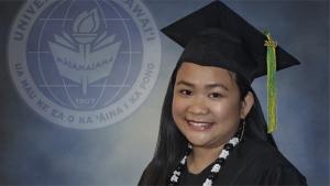 Kauai C C graduate