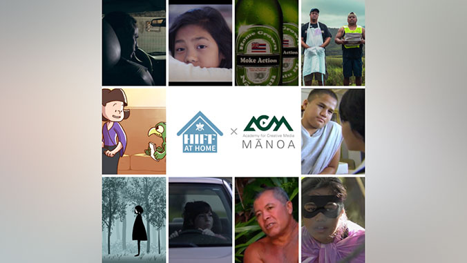 screen grabs of the 10 A C M featured films
