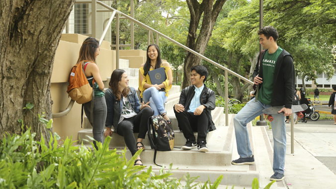 Enrollment across UH system increases for first time in 10 years