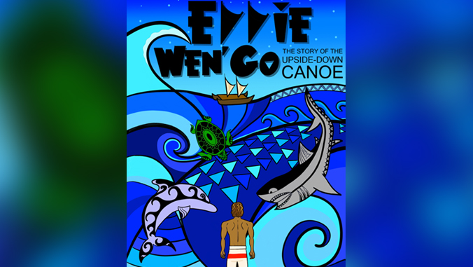 poster of eddie wen' go production