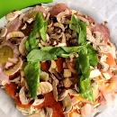 'Bows Kitchen and pizza make a supreme combo