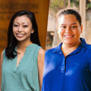 Two law students named Patsy Mink Legislative Fellows
