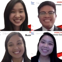 Shidler business students place 3rd in international competition
