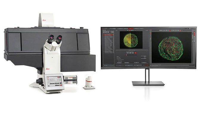 Cancer researchers get live-cell imaging microscope with NIH grant