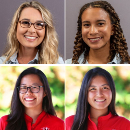 UH women's golfers selected for All-American Scholar team