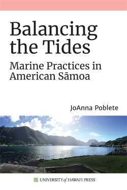 cover of balancing the tides