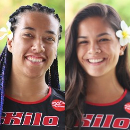 UH Hilo honors women's volleyball players as Pepsi Seniors