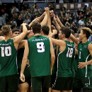 Men's VB team takes top seed in NCAA tournament