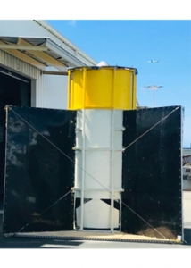 autonomous underwater vehicle charging station