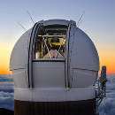 Asteroid discovered by UH telescope will make close pass Monday