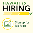 Critical connection to jobs and training through Hawaii is Hiring