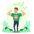 Update on daily health check-in app for UH