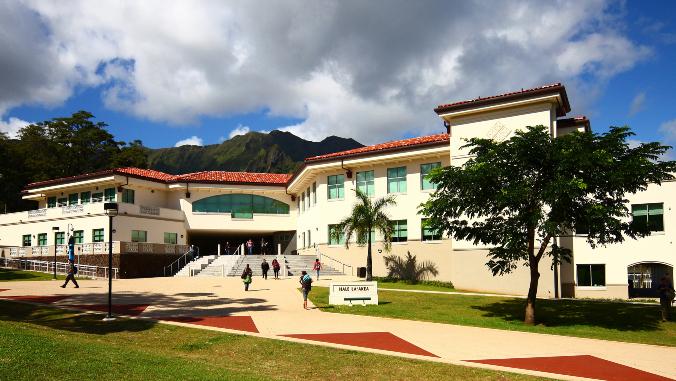 windward c c campus