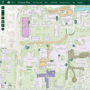Updated UH Mānoa map highlights campus features