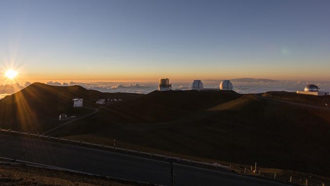 Maunakea observatories