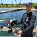 Dolphin reproductive research aided by UH drones
