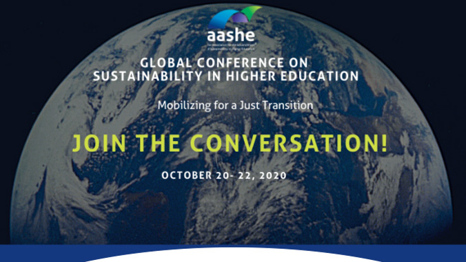 A A S H E conference banner