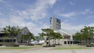 campus shot of UH West Oahu