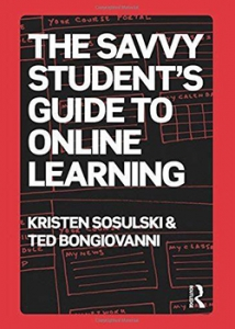 The Savvy Studentʻs Guide to Online Learning cover