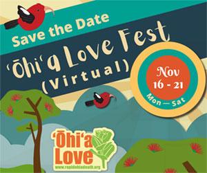 ʻŌhiʻa Love Fest celebrates one of Hawaiʻi's most beloved plants