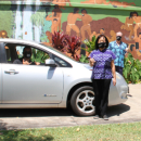 Electric vehicles donated to UH Maui College Native Hawaiian program