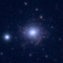 Record-setting star cluster discovered by 2 Maunakea telescopes