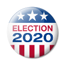 Record turnout sparks close 2020 election