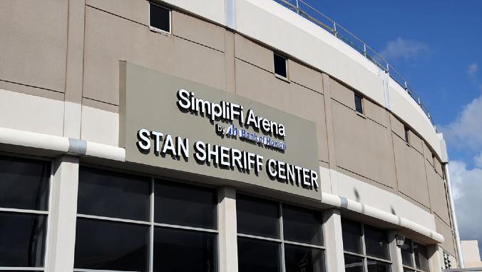 simplfi arena sign render