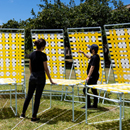 Micro-architecture 'Lawn Loungers' win award, engage community