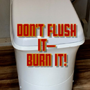 Don't flush, burn it! Incineration toilet could solve cesspool problem
