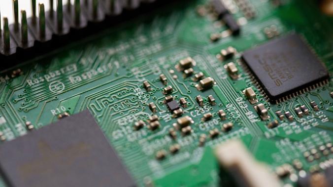 microchip demonstration