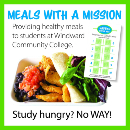 Help combat student hunger at Windward CC, Meals with a Mission