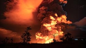 kilauea eruption