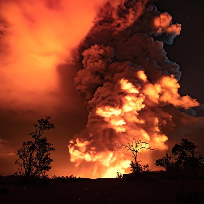New Kīlauea eruption spurs UH Hilo alumni to front lines