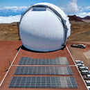 Keck Observatory completes major sustainability, solar panel project