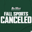 UH, Big West Conference fall sports canceled