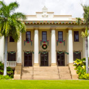 Holiday greeting from UH Mānoa Provost Bruno