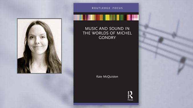 kate mcquiston headshot and book cover