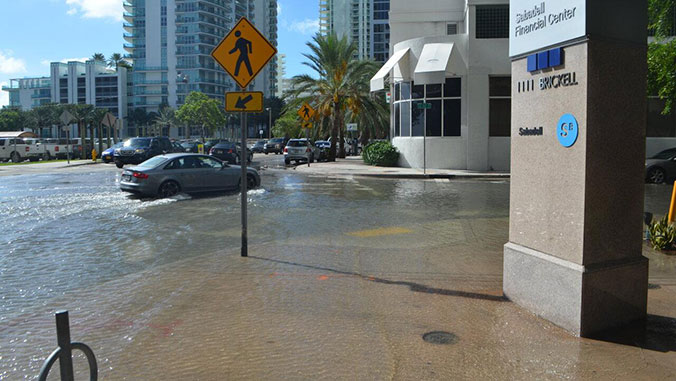 high-tide flooding