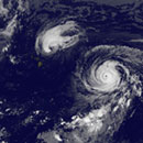 Doubling tropical cyclone risk to Hawaiʻi possible