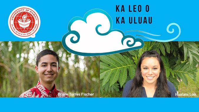 Ka Leo O Ka Uluau: Bruce Torres Fischer and Hualani Loo