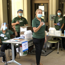 UH, DOH vaccinate healthcare, post-secondary essential workers