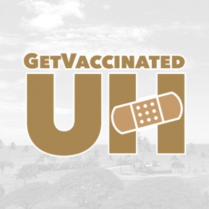 Get Vaccinated UH logo