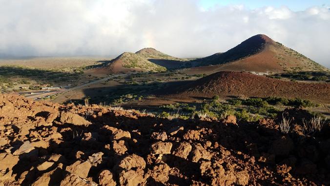 Maunakea image courtesy D L N R
