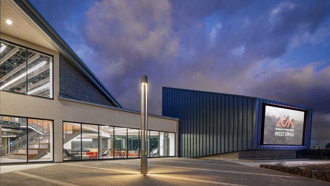 A C M building