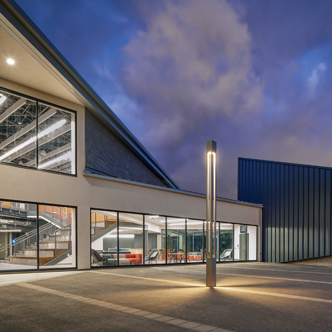 New state-of-the-art Academy for Creative Media facility ready for students