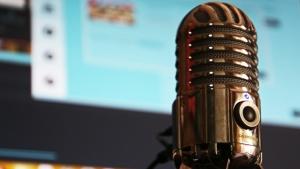 Broadcast microphone